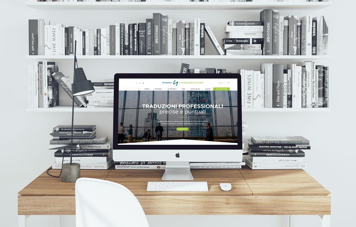 Benvenuto nel nuovo sito di Speedy Language Studio